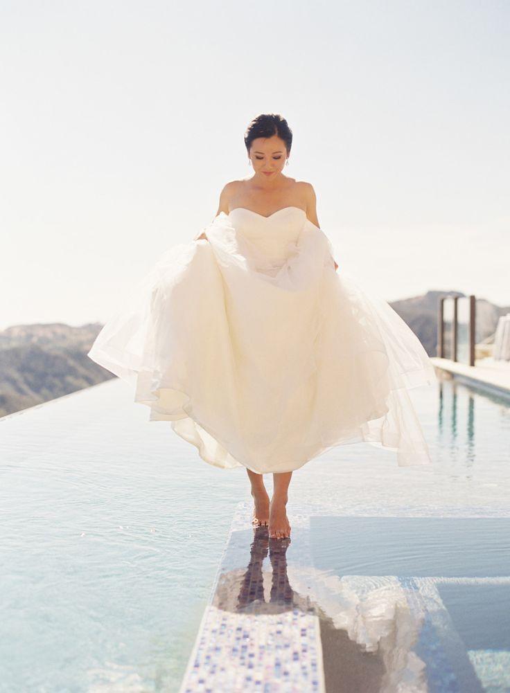 affordable wedding photographers in los angeles%0A Elegant Malibu Rocky Oaks Wedding in Shades of Blue