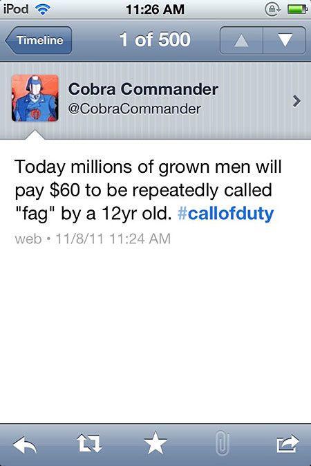 funny Call of Duty kids children