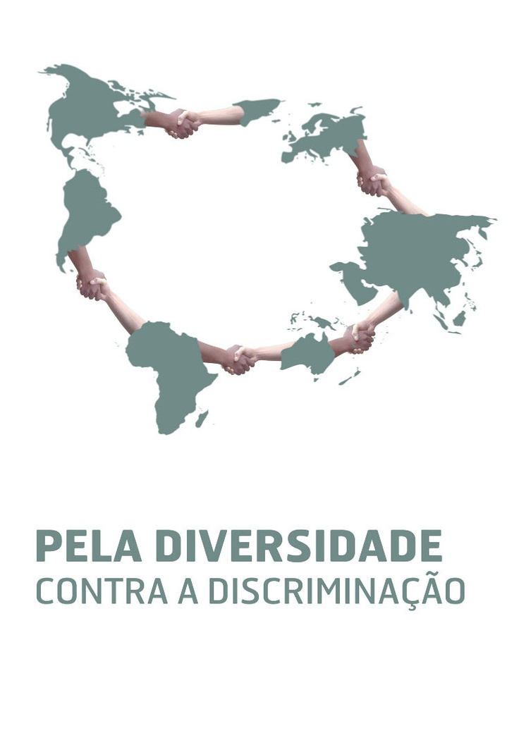 Poster Against Racial Discrimination