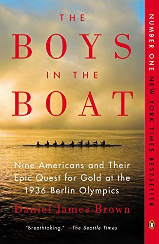 The Boys in the Boat: Nine Americans and Their Epic Quest for Gold at the 1936 Berlin Olympics by Daniel James Brown http://www.amazon.com/dp/0143125478/ref=cm_sw_r_pi_dp_u82Ivb194N0NY