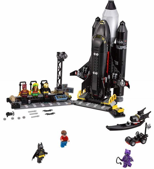 New LEGO Batman Movie Sets For 2018