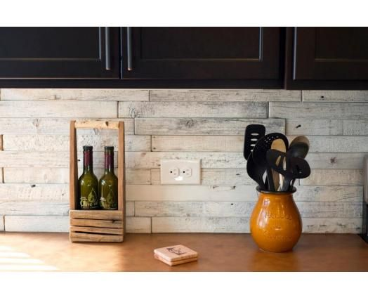 I Wish They Made Ceramic Tile To Mimic This Barnwood Look