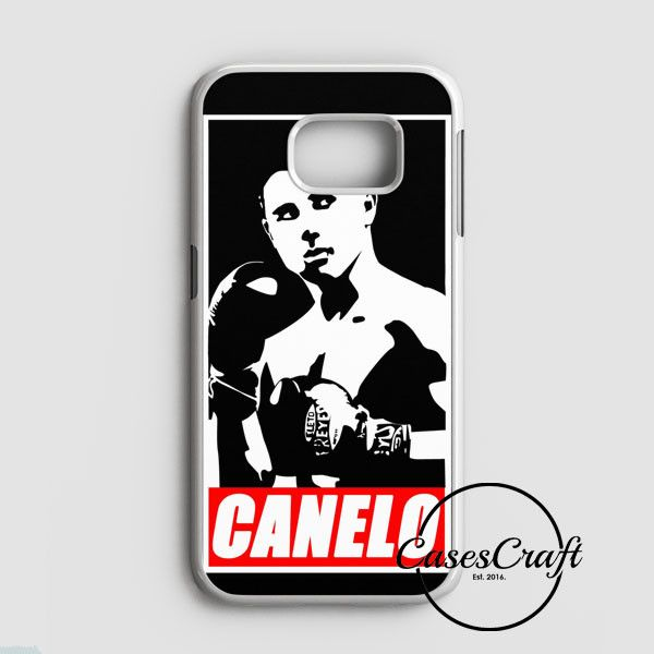 Saul Alvarez Mexico Boxing Champ El Canelo Samsung Galaxy S7 Case | casescraft