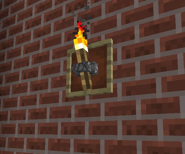 are you looking to light up your humble minecraft abode a torch is the aesthetic lighting minecraft indoors torches
