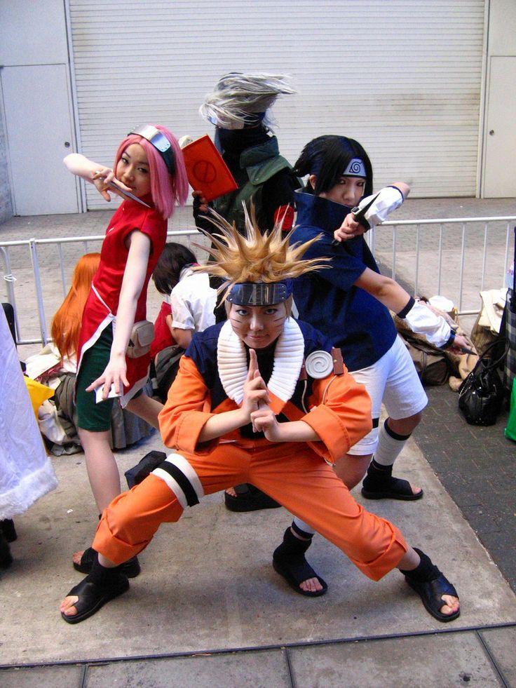 Naruto cosplay Se siete appassionati del fenomeno