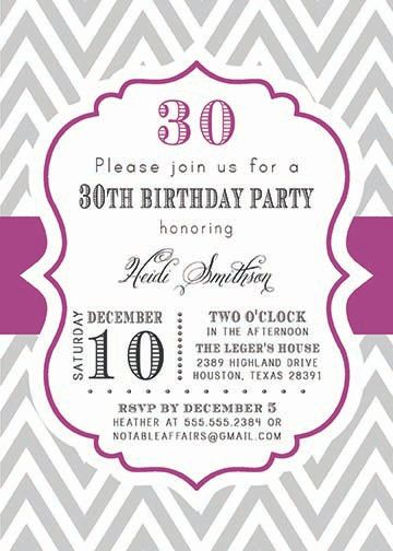 16 best Invitations images on Pinterest Anniversary ideas