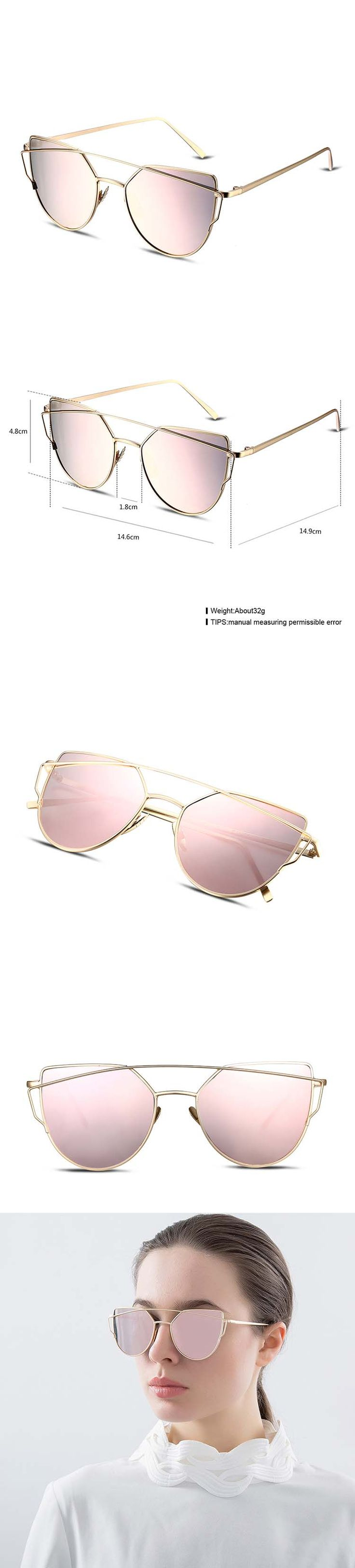 Sunglasses / new oval women / sun sunglasses / light-blocking glasses / a variety of colors