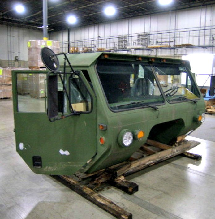 Need a new Oshkosh Corporation, Dressed cab assembly? GovLiquidation has you covered. Bidding starts at $25.