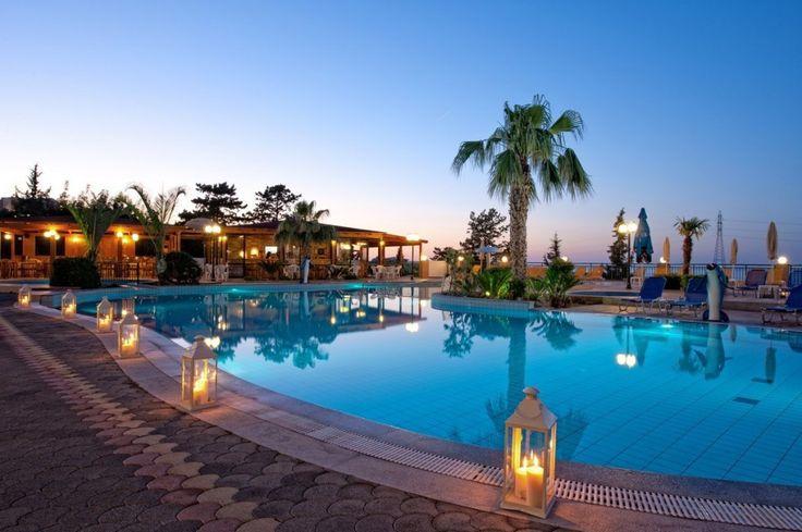 Hotel Asterias Vilage, dovolena a zájazdy do hotela Kréta - INVIA.SK