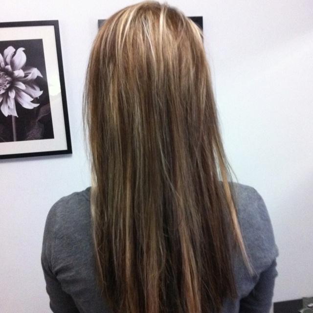 Super fine hair to super Fab hair....Extensions!