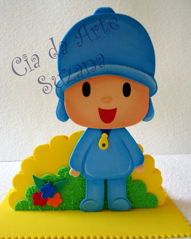 Pocoyo.JPG (1279×1600) & 34 best pocoyo images on Pinterest | Parties Birthday ideas and ... Pezcame.Com