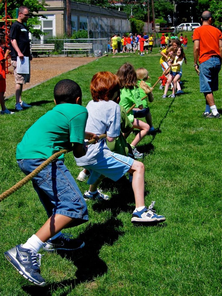 loved elementary school field day activities