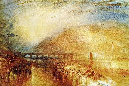 Heidelberg,   William Turner