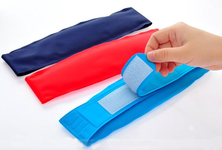 Medical cooling headband children/adults fever cold ice belt cold heat physical cooling therapy bags