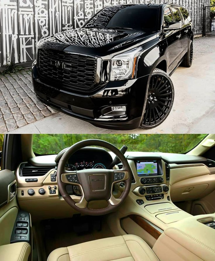 Gmc Yukon Denali 2018 One Of The Best American Suvs
