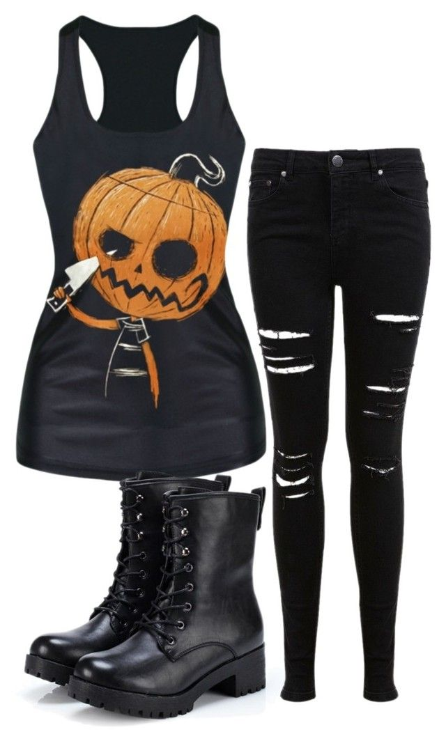 """untitled #85"" by killjoy-sam ❤ liked on Polyvore featuring Exull and Miss…"