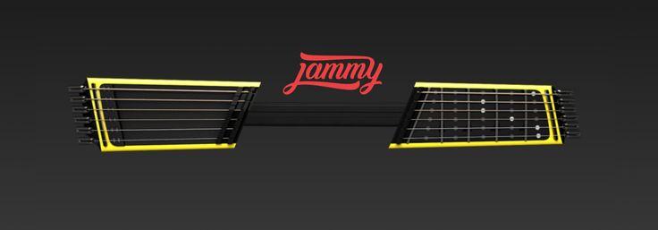 Muzykowanie wymaga wielu godzin ćwiczeń i olbrzymiego samozaparcia, ale nawet jeśli to nas nie przeraża, często nie wyściubiamy nosa z własnego mieszkania. Powód? Przenoszenie instrumentów bywa uciążliwe, ale Jammy Portable Guitar ma potencjał, by to zmienić. http://exumag.com/jammy-gitara-przyszlosci/