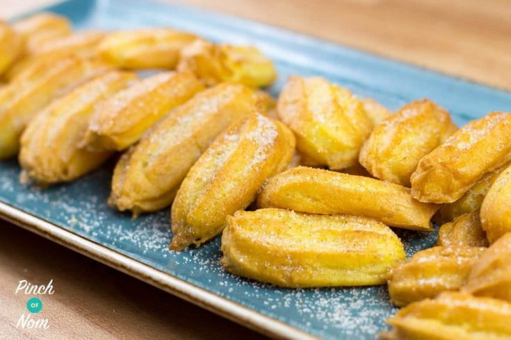 1 Syn Churros | Slimming World