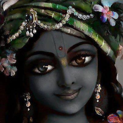 Krishna. Hindu God. Avatar of Vishnu. Hinduism.