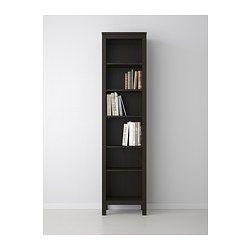HEMNES Bücherregal - schwarzbraun - IKEA