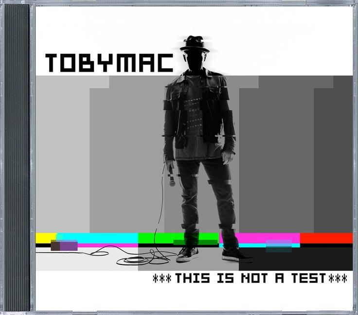 Coming August 7th, the new studio album from TobyMac, This Is Not A Test, features the hit single Beyond Me. One of Christian music's best-selling artists, TobyMac continues to successfully blend elements of rock, pop, and hip hop. His music reflects real life struggles, his faith and passionately pursuing God.