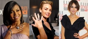 Right hand rings: the latest trend