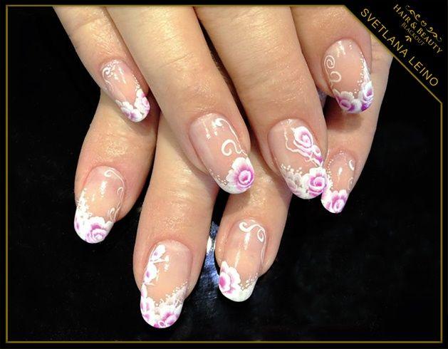 Pinkies by Blackout - Nail Art Gallery nailartgallery.nailsmag.com by Nails Magazine www.nailsmag.com #nailart