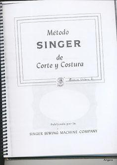 Metodo singer de corte e costura - Angela Galvani - Álbumes web de Picasa