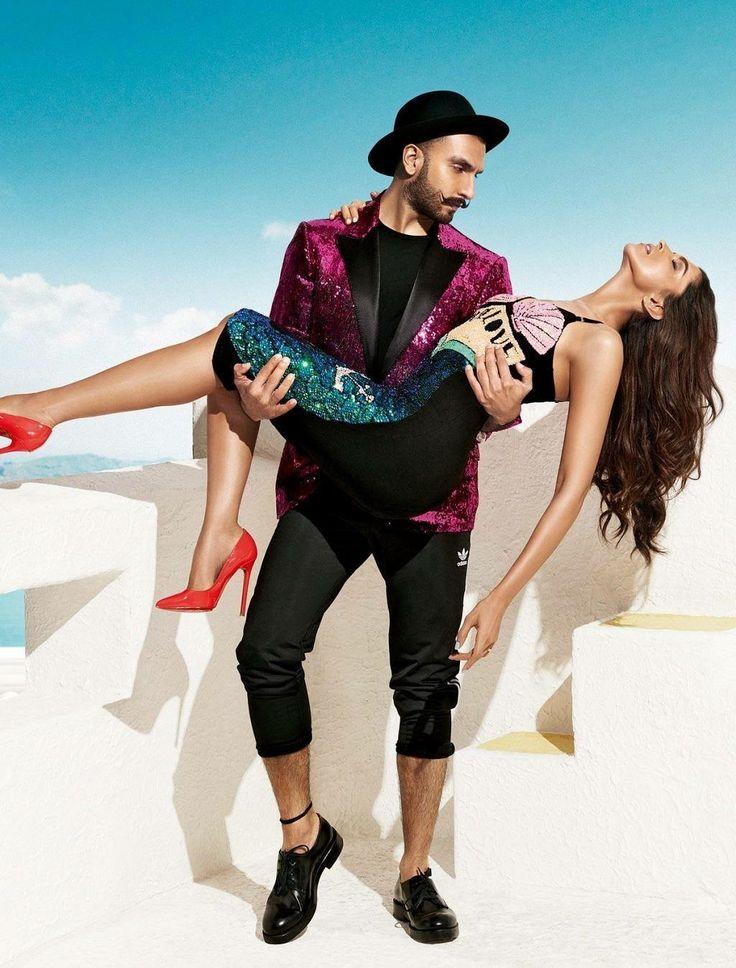 Ranveer Singh & Deepika (GOALS).......... <3 <3 <3 <3 <3