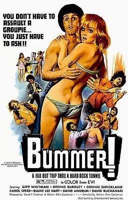 Bummer! – 1973 – Movie Poster