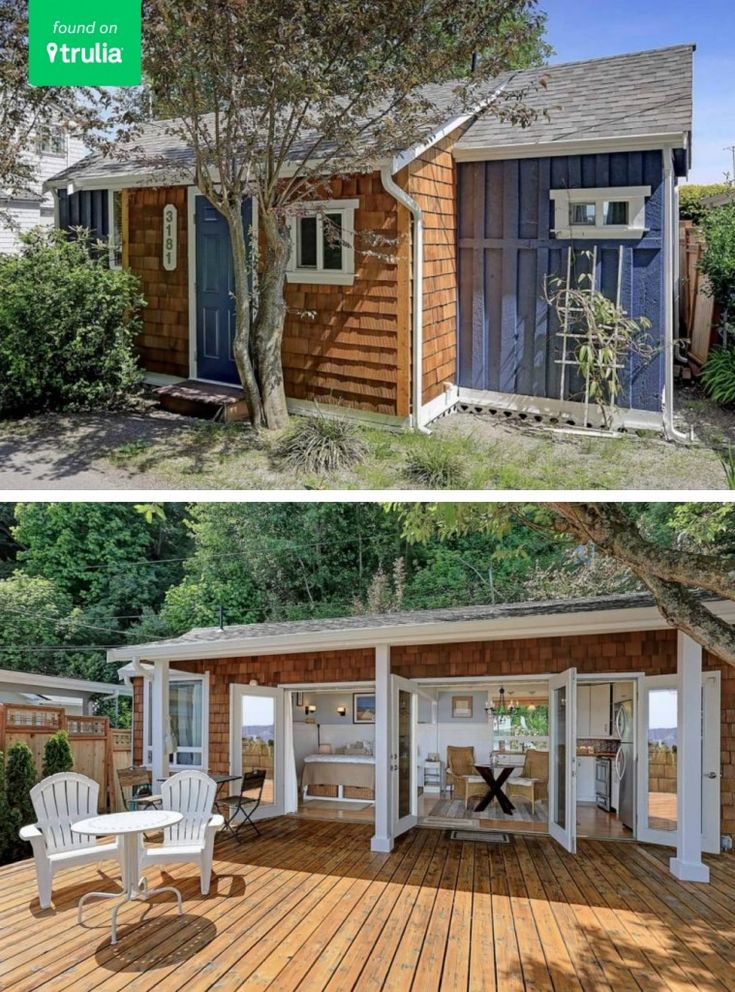 little houses for sale in Camano Island