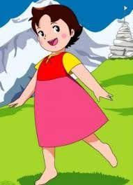Heidi Zeichentrick