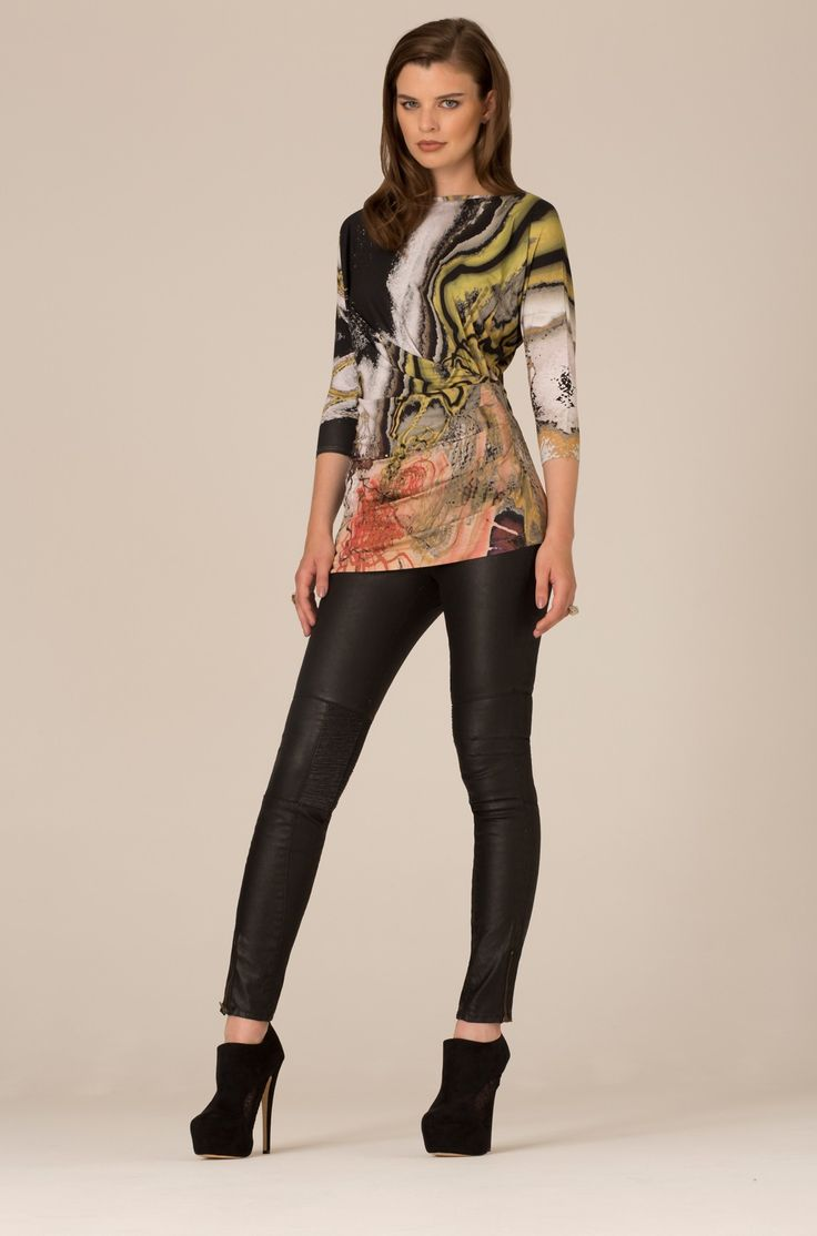 UNTITLED 2 TUNIC - AW13 - Collections - Art on Fashion