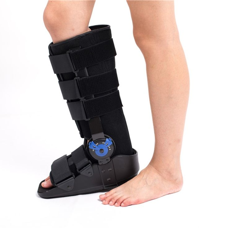 (138.46$)  Watch here  - ROM Fix Ankle Walker Boot Ankle Support Braces Cast Shoe Used for Ankle Fracture Fibula Fracture Ankle Ligament Damage