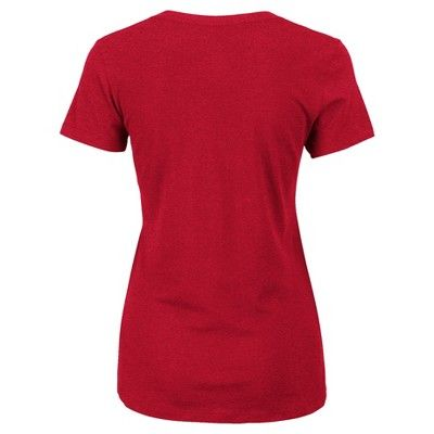 T-Shirt San Francisco 49ers Team Color S, Women's, Multicolored