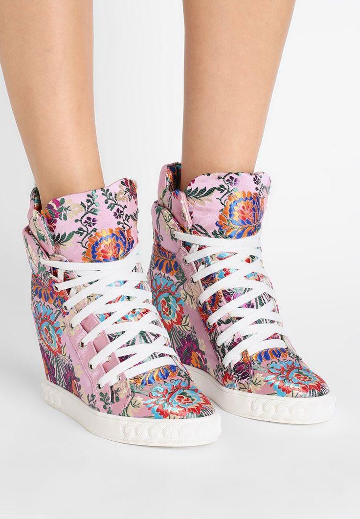 Pedir  Casadei FIOR DI LOTO MARETTIMO - Zapatillas altas - solid lilac por 539,95 € (6/03/18) en Zalando.es, con gastos de envío gratuitos.