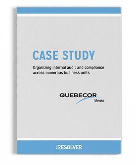 Quebecor Media Case Study www.resolver.com/resource/quebecor-media-case-study/