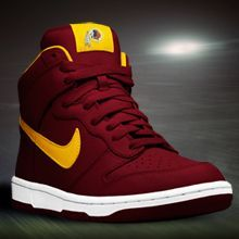 redskins slippers for women | ... REDSKINS TEAM ZONE OFFICIAL NIKE NFL JERSEYS, CLOTHING, SHOES AND GEAR