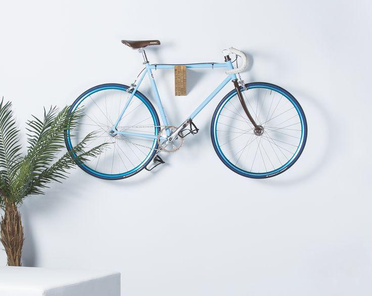 fabricacin u soporte para bicis de diseo pomb colabora con araceli bonafonte en