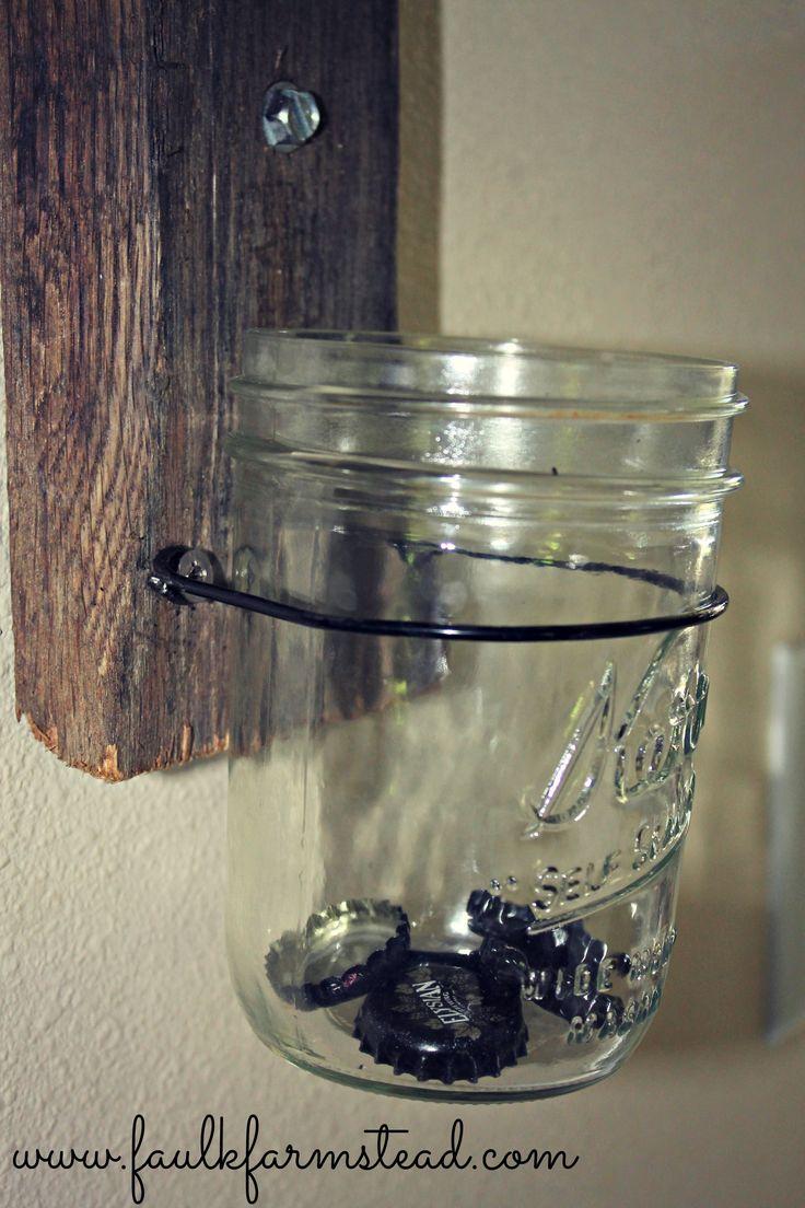 wall bottle opener a homestead diy bottle bottle opener and homesteads. Black Bedroom Furniture Sets. Home Design Ideas