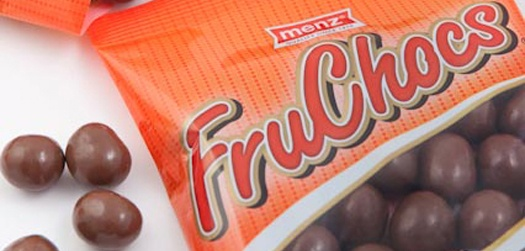 Fruchocs: South Australian's would know that they are little mouthfulls of heaven. - Filomena, Australia