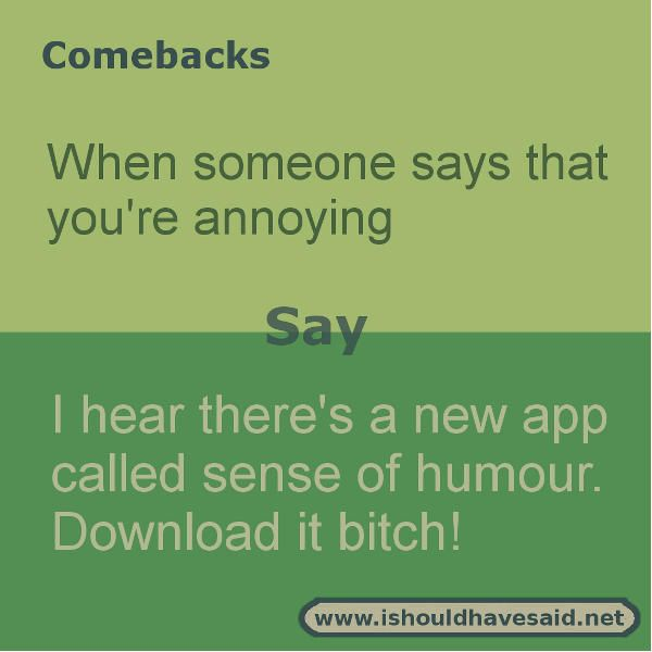 Funny Meme Comebacks : Best comebacks for bullies images on pinterest sassy