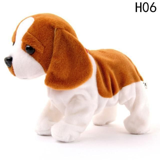 Sound Control Electronic Dogs Interactive Electronic Pets Robot