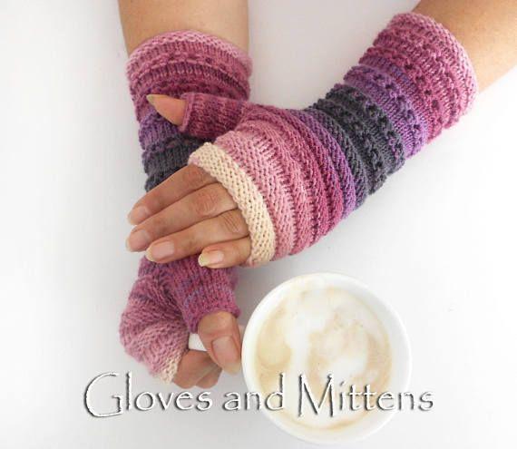 mit liebe gestrickt fingerlose handschuhe die nicht nur ihre h nde warm wird sondern werden. Black Bedroom Furniture Sets. Home Design Ideas