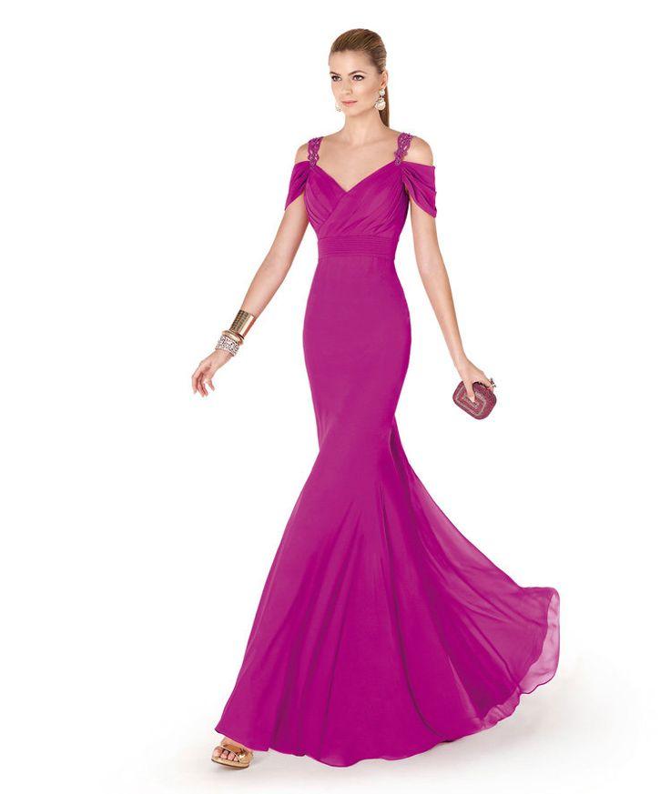 52 best Vestidos de Festa images on Pinterest | Cocktail dresses ...