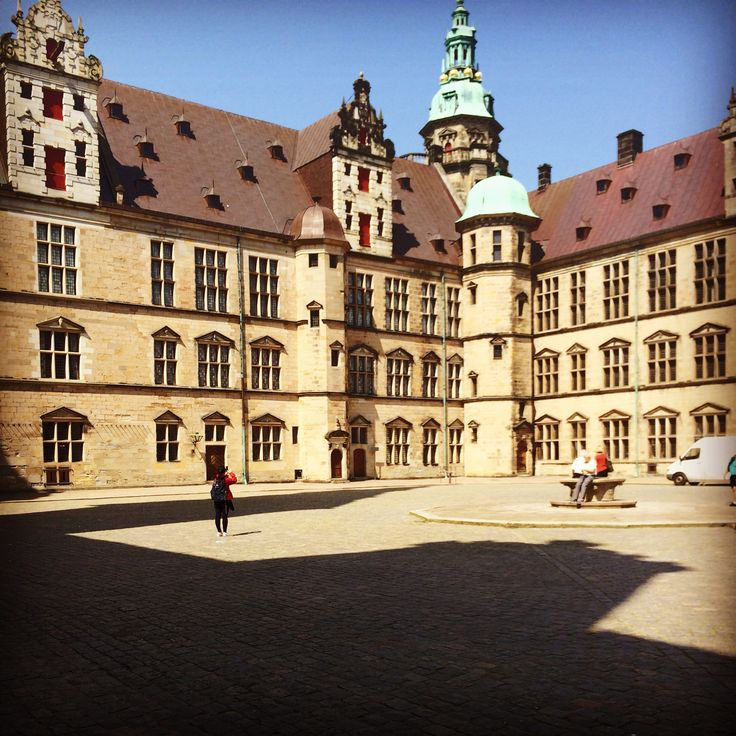 Kronborg slot/ Kronborg castle Helsingør