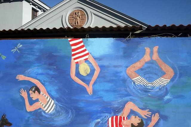 Čekáni na zahrádce ve Znojmě u Obří hlavy by kozusnik.eu, via Flickr