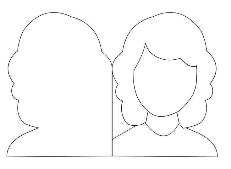 Заготовки для открыток из цветной бумаги