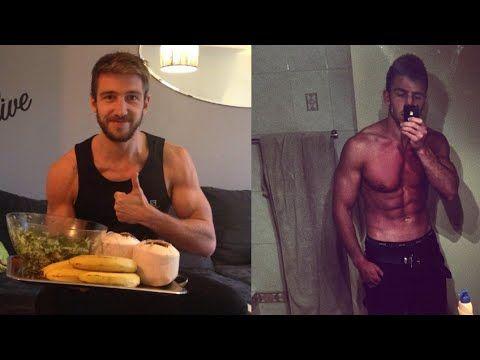 Pierre, 28 ans, sportif de haut niveau, végétalien en alimentation vivante depuis 2013 - YouTube