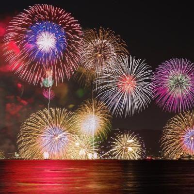 関東まだまだ間に合う月10月に開催される花火大会まとめ